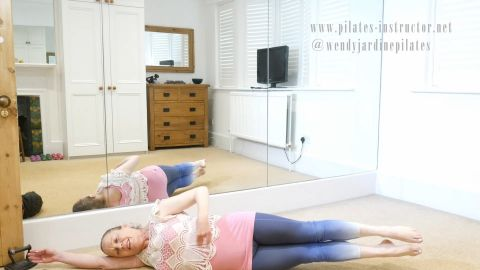 50 Fabulous for bone density and all that's good for the spine (part 2 of 3; 49,50,51))