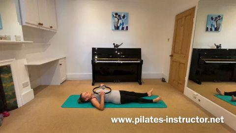 85 Exercising the Pelvic Floor v Pelvic Floor Connection
