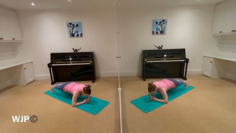 99 Planks with weights