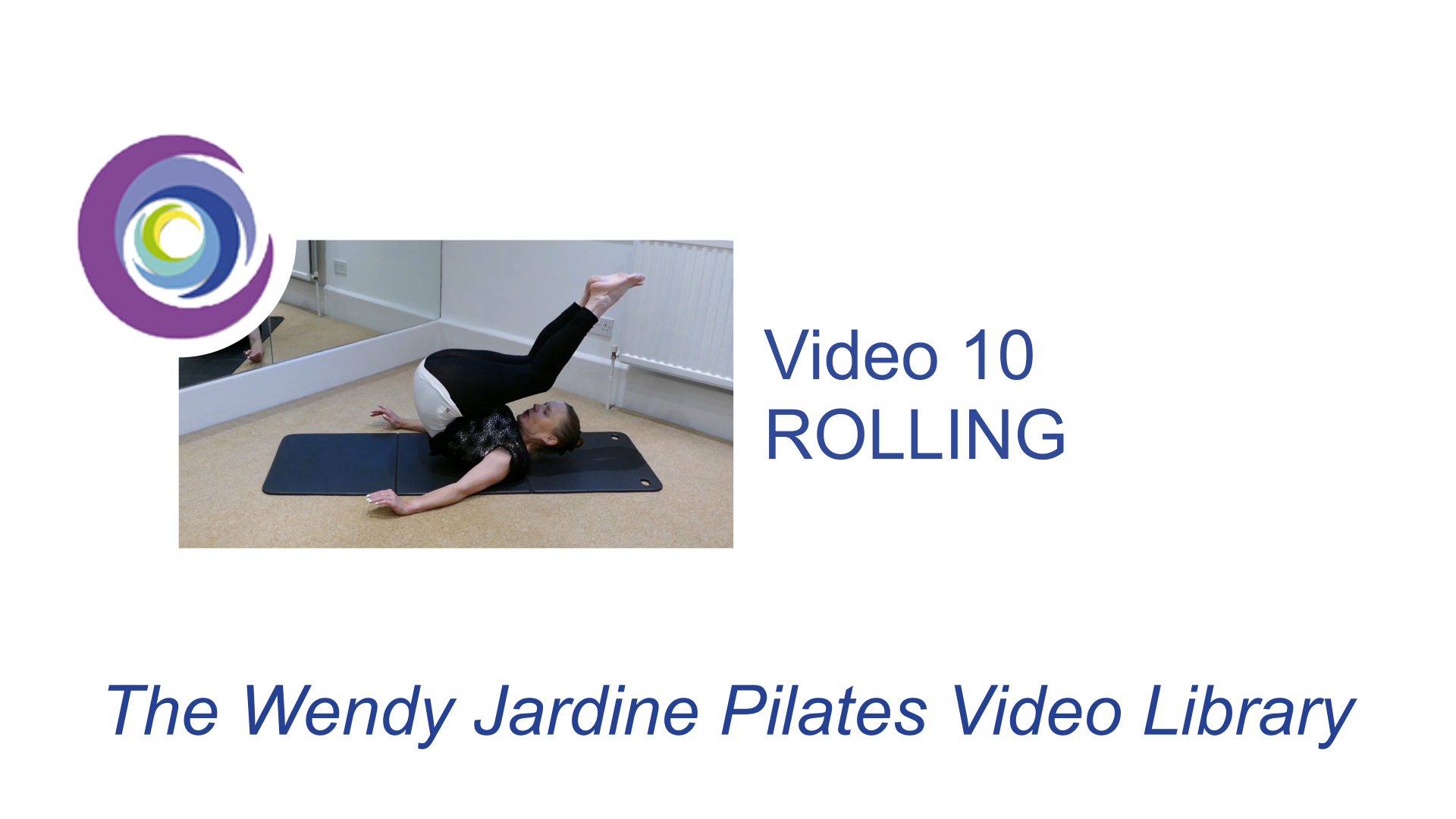 10 Rolling and challenging the abs