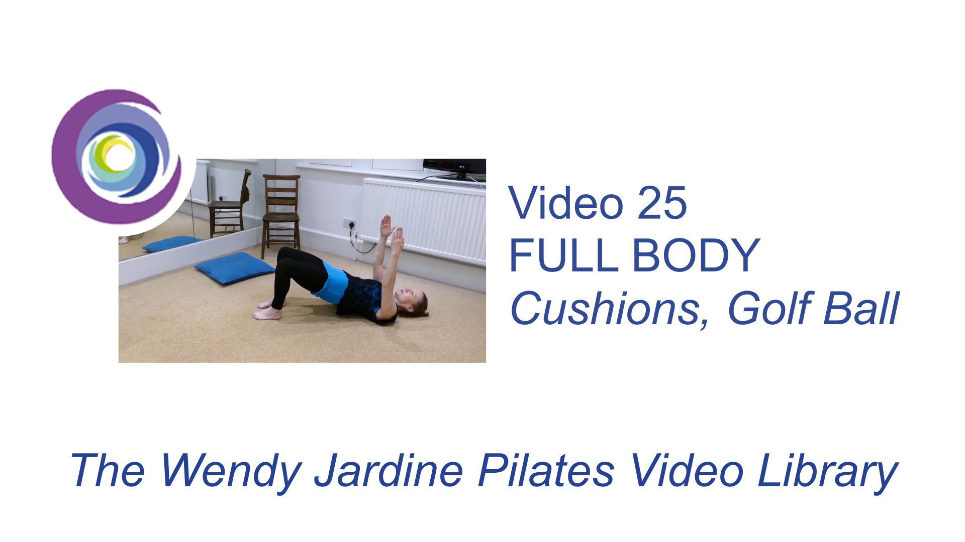 25 Full Body including Rotator Cuff, Feet, Neck, Lats