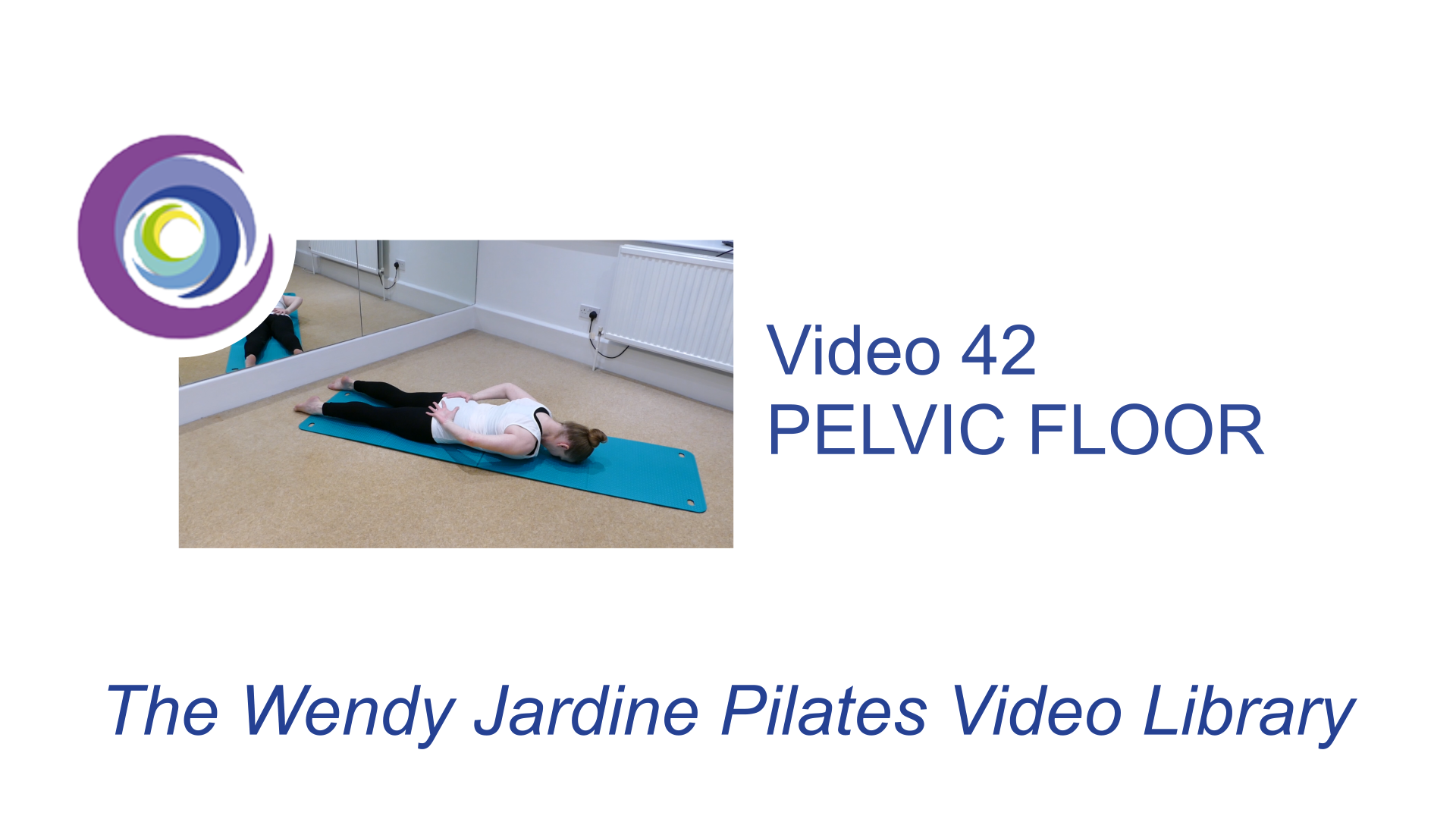 42 Everything you need for your pelvic floor