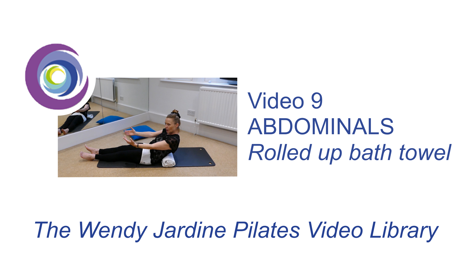 9 Feeling and Finding the abdominals from the inside out